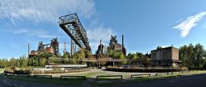 Landschaftspark Duisburg Nord - Bildquelle: Wikipedia
